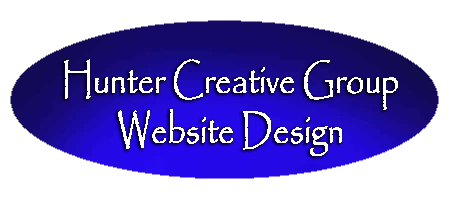 Hunter Creative Group Website Designs